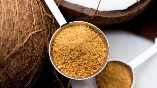 Kookospalmi suhkur
