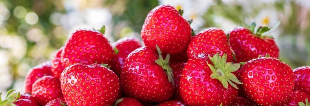 Maasika näomask